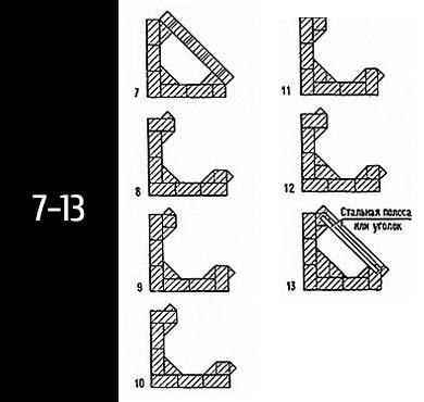 Схема Быкова ряды 7-13