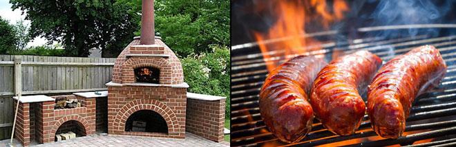 Приготовление мяса на